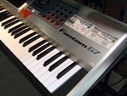 Roland Fantom G Keyboard