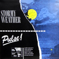 'Stormy Weather' album cover.