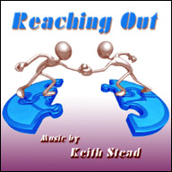 CD jacket for Reaching Out.