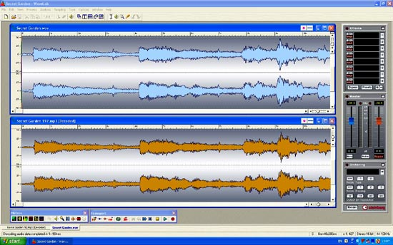 CD vs MP3 Sound Quality